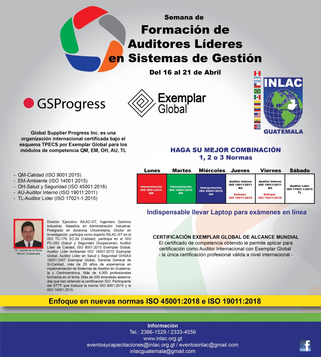 Exemplar Global Guatemala